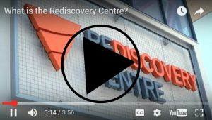 Rediscovery Centre about us video