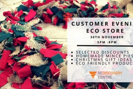 Eco Store Customer Evening
