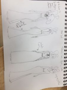 Baftas dress design ideas