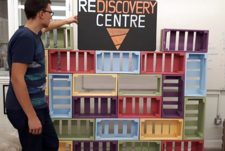 Rediscovery Centre at the Green School Expo