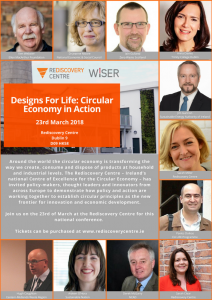 Designs for Life. The Circular Economy in Action Poster
