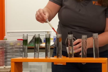 Science Workshops at the Rediscovery Centre
