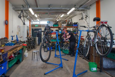 Rediscover Bikes Rediscovery Centre