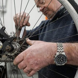 Rediscover Bike Workshops