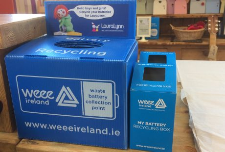 WEEE Ireland at the Eco Store