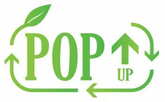 Pop Up Café Logo