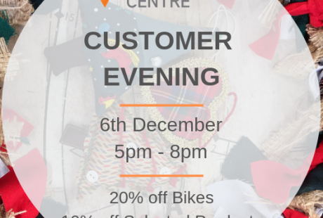 Eco Store Customer Night 6th December