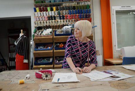 Carrie Ann Moran Circular Fashion