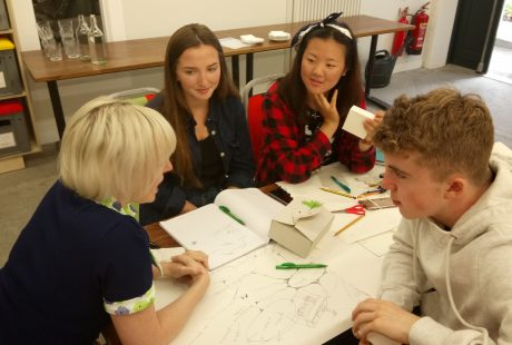 NCAD Green Entrepreneur Camp