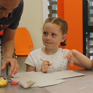 Maths Workshops at the Rediscovery Centre