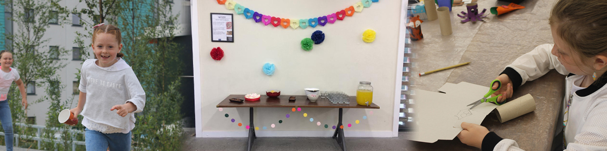 Birthday Parties at the Rediscovery Centre