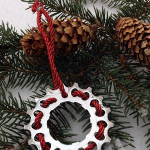 Bike Christmas Decoration Workshop