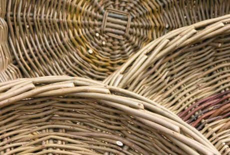 Basket Making Workshop at the Rediscovery Centre