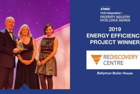 Energy Efficiency Project of the Year at the 2019 KPMG Irish Independent Property Industry Excellence Awards