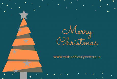 Happy Christmas from the Rediscovery Centre