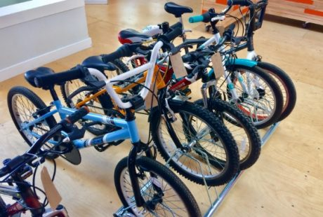 Rediscover Bikes