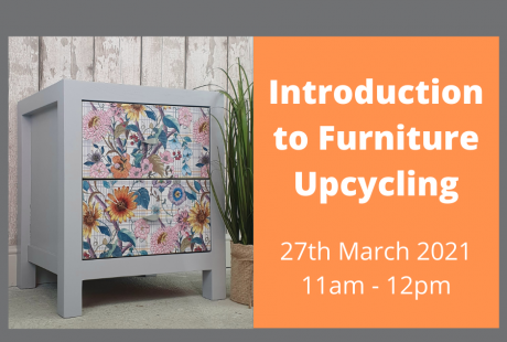 Introduction to Furniture Upcycling