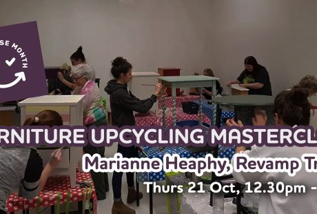 Marianne Furniture Masterclass Reuse Month
