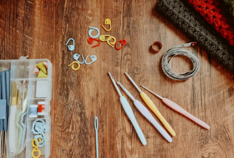 Essentials of Crocheting