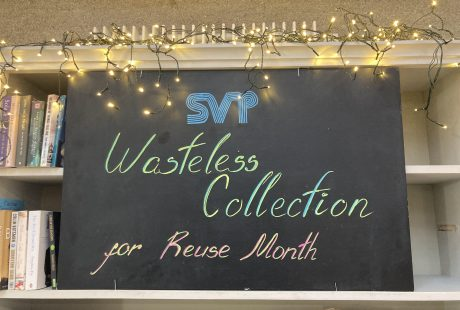 SVP Wasteless Collection for Reuse Month